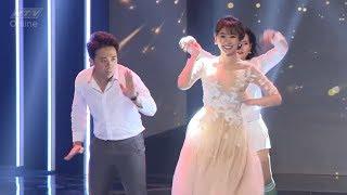 Hari nhảy BBoom BBoom khiến Trấn Thành không rời mắt | HTV GIỌNG CA BÍ ẨN | GCBA #1 | 5/8/2018