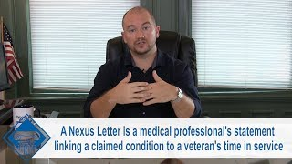 The Nexus Letter… The Missing Link Behind The Denial Of Veteran's Benefits