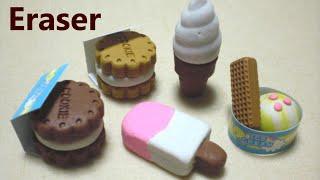 DIY Eraser Making Kit 4 - Ice Cream