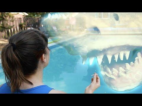 OUIJA SHARK Trailer (2020) So Bad It's Good Horror?