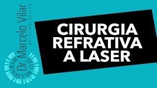 Cirurgia refrativa a laser - Vídeos | Dr. Marcelo Vilar