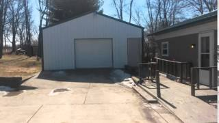 Rural Darlington Wisconsin Mobile Home For Sale 17517 County G