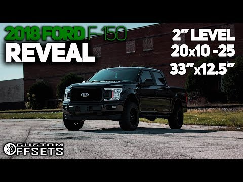 2018 Ford F-150 Customer Reveal!