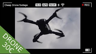 Cheapest FPV Drone on Bangood! 4K, 2 Cameras - is it any good?