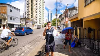 Living In Brazil - LOCAL APARTMENT TOUR In Belém | Accommodation For $67.60 Per Night!