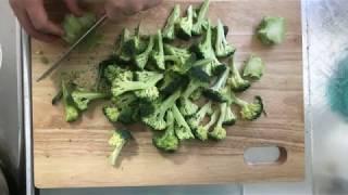 蚝油西蓝花 花椰菜 超简单家常菜 Stir Fry Broccoli with Oyster Sauce