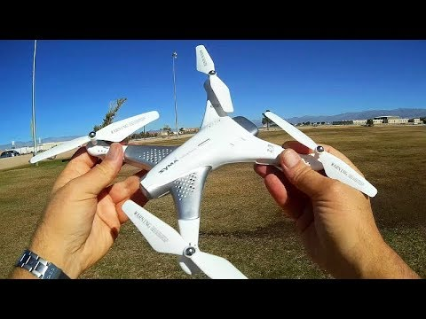 Syma Z3 Drone Optical Flow Version Flight Test Review
