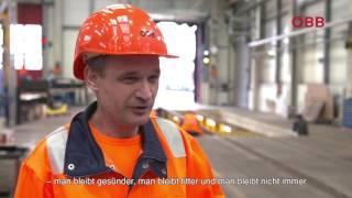 Verschubmitarbeiter Franz Riedl im Interview