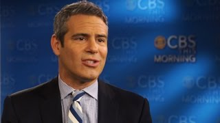 Andy Cohen: New Book Is Chock-full Of Fun, Dish And Humor