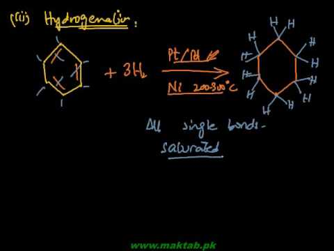 FSc Chemistry Book2, CH 9, LEC 4: Kekule's Structure & its Limitations (Part 2)