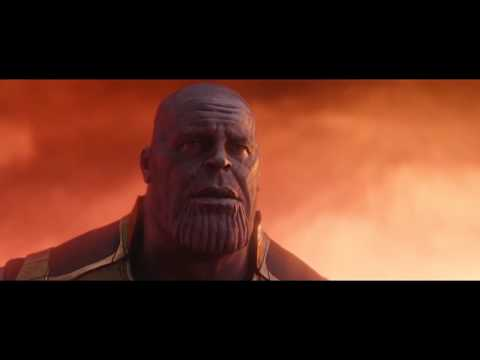 Travis Scott – STOP TRYING TO BE GOD - ( Thanos Version )