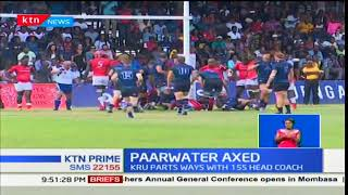 Kenya national 15's team to be under a new coach after Jerome Paarwater fired