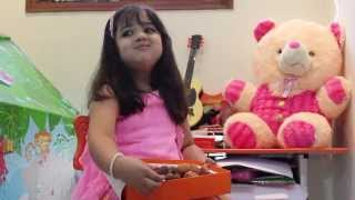 Baby Vernica of SO Satyamurthy about Sweet Experience