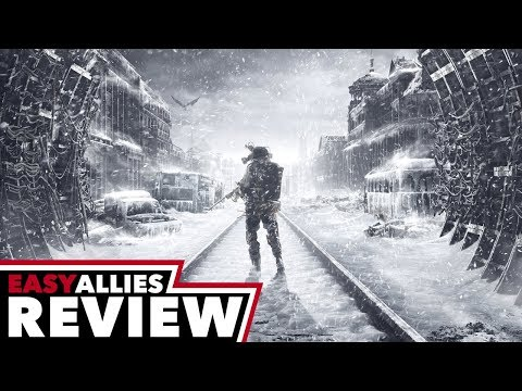 Metro Exodus - Easy Allies Review - YouTube video thumbnail