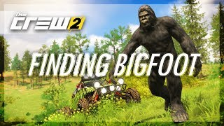 The Crew 2 - FINDING BIGFOOT (Easter Egg Hunting)