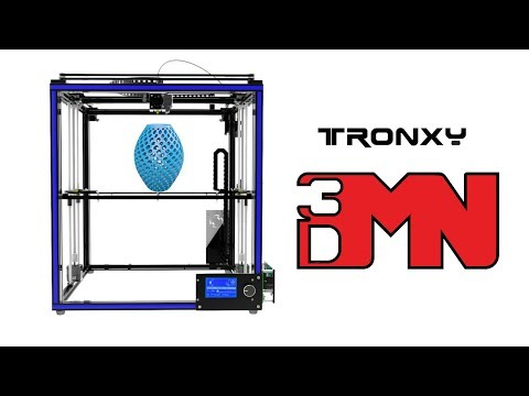 Tronxy X5S 3D Printer Review