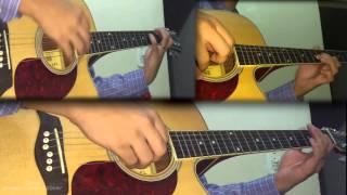 Dire Straits - Lions - Cover com solos