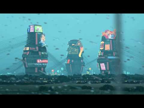 Simon Stålenhag's art comes to life in this fantastic fan-animated film.