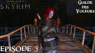 History of Skyrim: Special Edition - Guilde des Voleurs #5 - Le silence est d'or - La poursuite