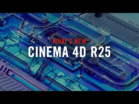 Cinema4D R25