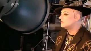 Living With Boy George / Pt 1.