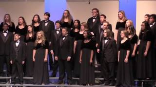 See Amid the Winter Snow Euless Trinity HS A Cappella Choir- Dan Forrest