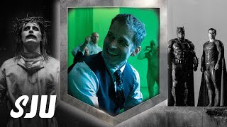 Zack Snyder Opens Up About Justice League | SJU by Clevver Movies