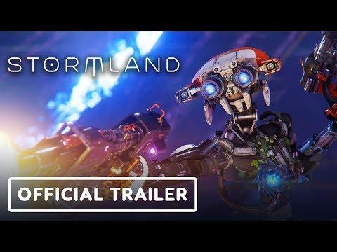 Stormland : Trailer de lancement