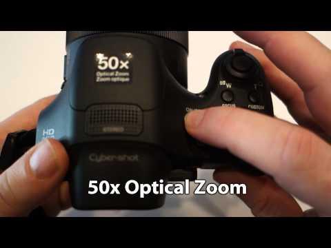 Sony Cyber-shot H300 (DSC-H300) cena un informācija | Digitālās fotokameras | 220.lv