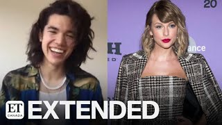 Conan Gray Reacts To Praise From Taylor Swift, Elton John | EXTENDED