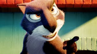 The Nut Job Trailer - Official Trailer