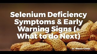 Selenium Deficiency Symptoms & Early Warning Signs (+ What to do Next)