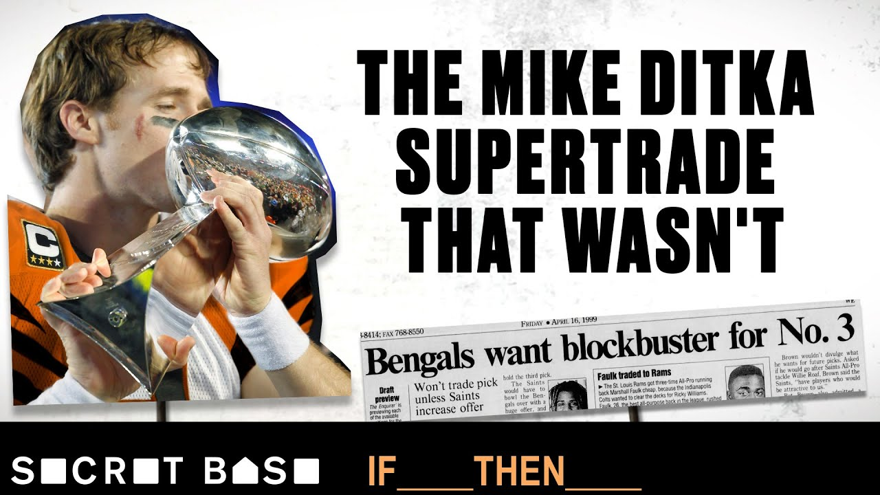 The Bengals were one decision away from a dynasty but bungled it away thumbnail