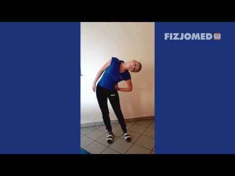 Ćwiczenia zdrowotne dla mięśni