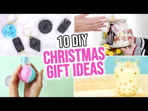 10 DIY Christmas Gift Ideas – HGTV Handmade
