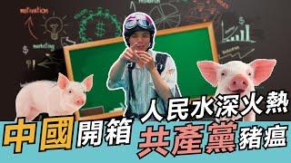【中國牆內爆料開箱】有錢人搶豬肉,窮人不敢買,中國VS日本災民素質PK