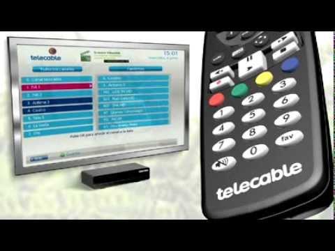 El mando a distancia de telecable - Tutorial