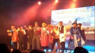 preview picture of video 'Hermanamiento Carnaval Cadiz y La Carolina 2013'