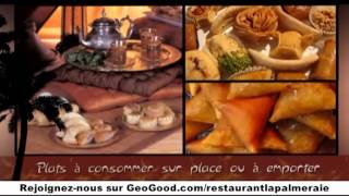 preview picture of video 'restaurant la palmeraie spécialités marocaines halal'
