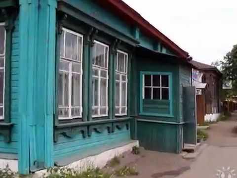 мой старинный город Судиславль
