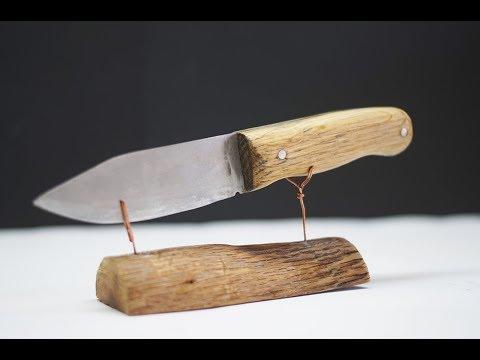 Cuchillo Con Disco de Corte Reciclado | como hacer
