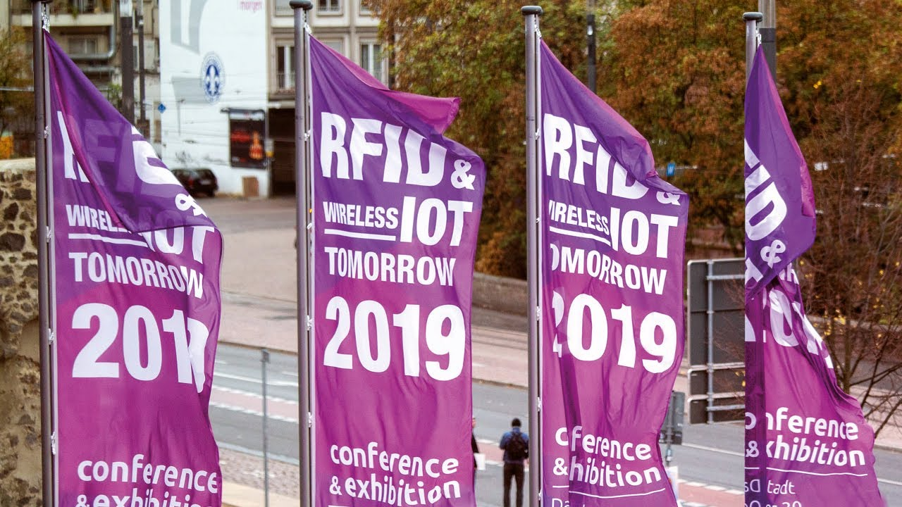 Biggest RFID and Wireless IoT Event in Europe