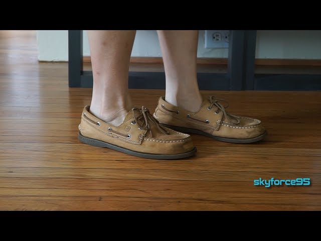 Sperry Authentic/Original Boat Shoe (Sahara) Review