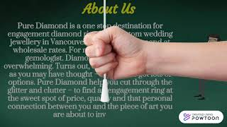 Diamond Engagement Ring White Rock