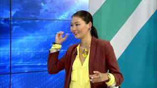 MM Today interview with Ms. Bayartsetseg Altangerel