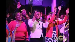 Prophet Dr. Kofi Danso 25-08-2019 Sunday 5pm 4th Family Salvation Service