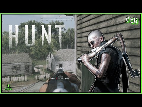 Look mum CAMPERS! And they are RICH :D [Hunt Showdown Edited Gameplay #56]