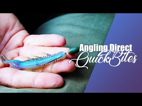 AD QuickBite – How To Tie The Texas Rig For Perch Fishing