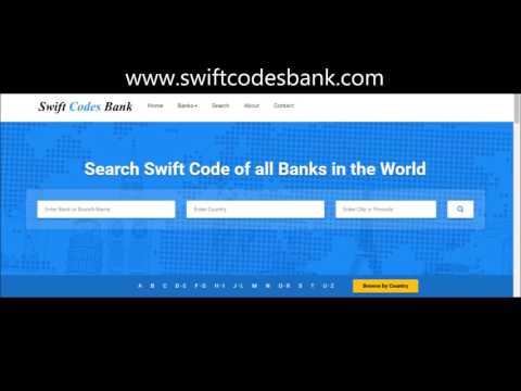 Swift Code - swiftcodesbank.com