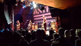 Anti-Flag: Summer Squatter Go Home Live